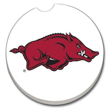 Car Coaster - University of Arkansas
