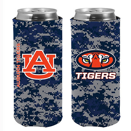 Auburn Tigers Camo Can Coozie