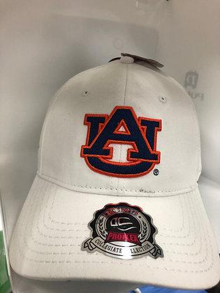 Auburn University White Cap