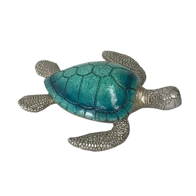 Large Resin Sea Turtle