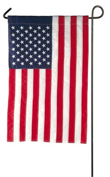 American Garden Flag 12.5x18