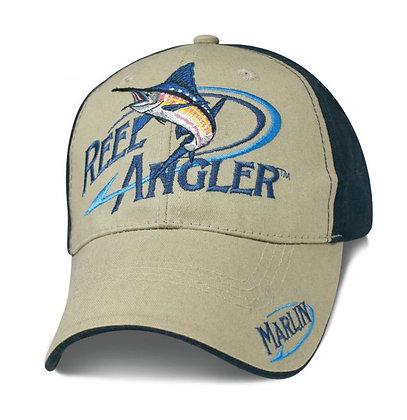 Reel Angler Marlin Cap
