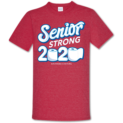 Senior Strong 2020 T-shirt