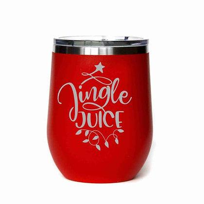 Jingle Juice 12oz Christmas Cup