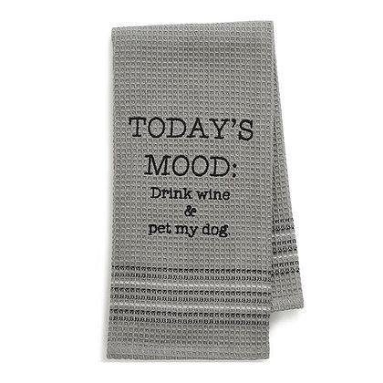 Today's Mood Waffle - Weave Towel