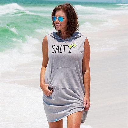 Salty Beach Coverup