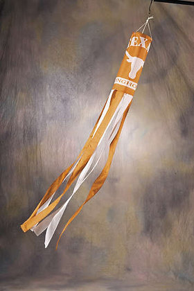 Texas Longhorns Windsock