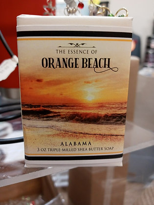 Beach Sunset, Orange Beach, AL Vintage Soap