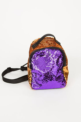 Mardi Gras Mini Backpack 7 x 4 x 10