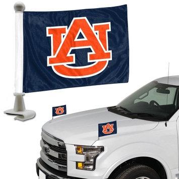 Auburn University Ambassador Car Hood Flag Set 4 x 6