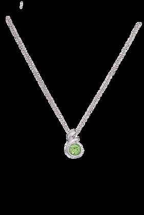 Annaleece By Devries Peridot Essentials Necklace