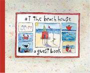 At the Beach House Guest Book