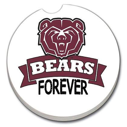 Car Coaster - Missouri State Bears Forever