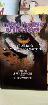 Inside The Eye of the Tiger Book