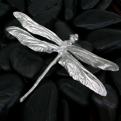 Dragonfly Window Ornament by Maurice Milleur
