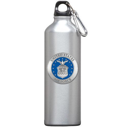 Air Force Water Bottle - copyright