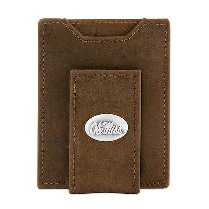 Ole Miss Pocket Wallet