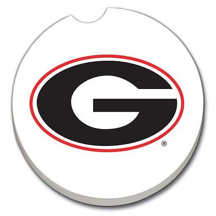 Car Coaster - University of Georgia