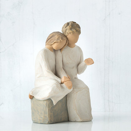 Willow Tree With My Grandmother Figurine