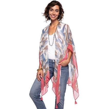 Arianna Grey Kimono