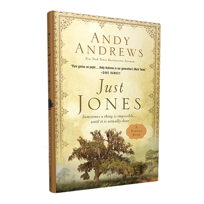 Just Jones (A Noticer Book)