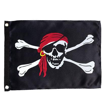 I'm a Jolly Roger Lustre 12x18 Grommet Flag