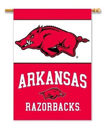 Arkansas Razorbacks Banner