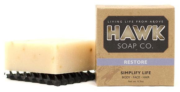 Hawk Soap Co. - Restore - Soap for Men