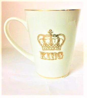 "Mug King 3.5"" x 5"""