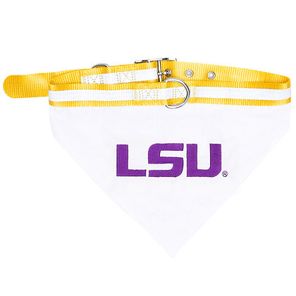 Louisiana State University Collar Bandana