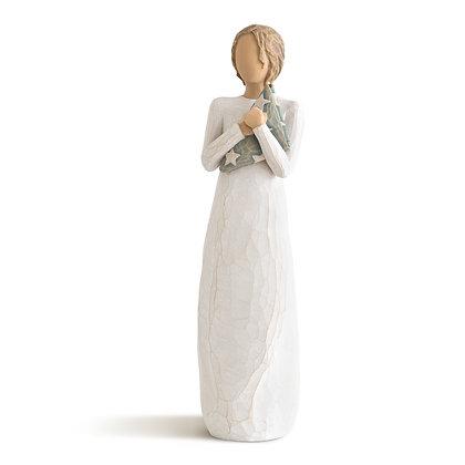 Willow Tree Hero Figurine