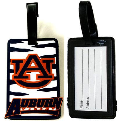 Auburn University Luggage Tag