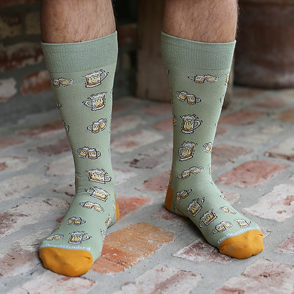 Men's Beer Cheer Socks