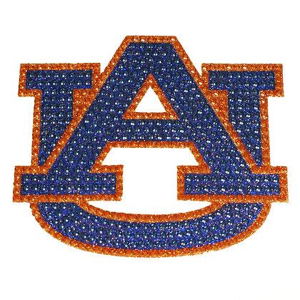 Auburn University Rhinestone Decal