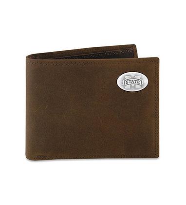 Mississippi State Bi Fold Wallet