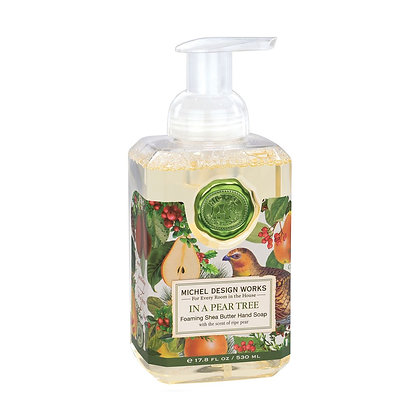 Michel Design Works - In a Pear Tree Foaming Hand Soap