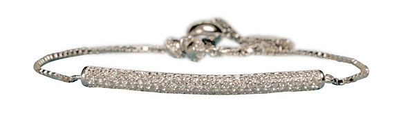 Annaleece by Devries  Bar Slider Bracelet