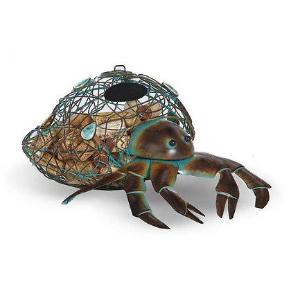 Hermit Crab Wine Cork Cage