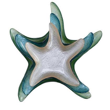 Starfish Dishes Set of 3
