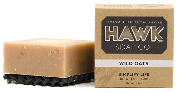 Hawk Soap Co. - Wild Oats - Soap for Men