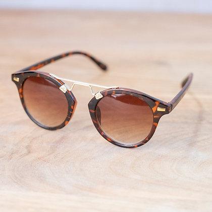 St Augustine Sunglasses in Tortoise/Brown