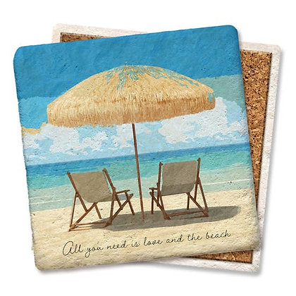 All You Need Is Love & The Beach Coaster