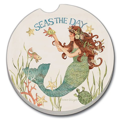 Car Coaster - Seas the Day