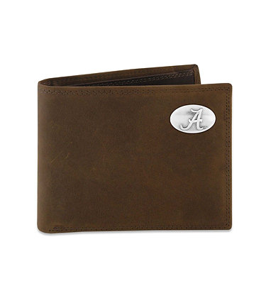 University of Alabama Bi Fold Wallet