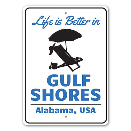 Life is Better in Gulf Shores