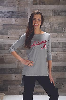 University of Alabama Pewter Tunic