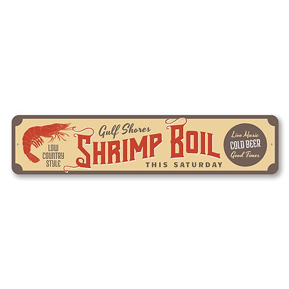 Shrimp Boil Gulf Shores