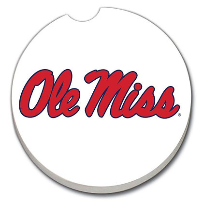 Car Coaster - Ole Miss