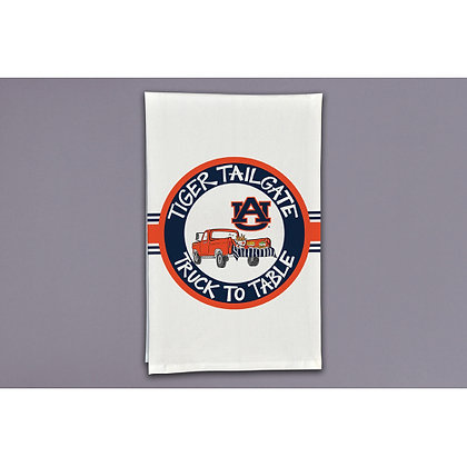 Auburn University Truck Towel