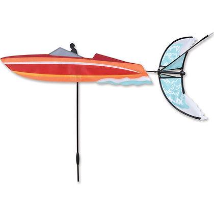 Speedboat Garden Spinner